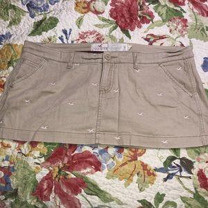 Size 11 Hollister Skirt